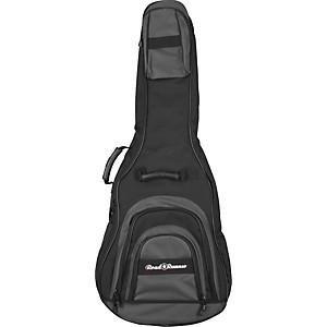 Road Runner Roadster Classical Guitar Gig Bag Black
