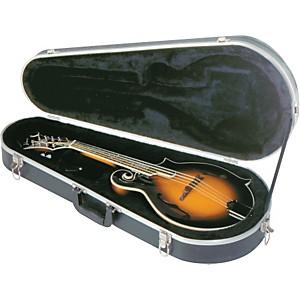 Musician's Gear Economy Mandolin Case for A and F Mandolins Black