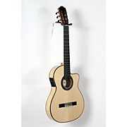 Cordoba 55FCE Acoustic-Electric Nylon String Flamenco Guitar