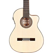 Cordoba 55FCE Acoustic-Electric Nylon String Flamenco Guitar