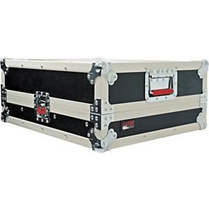 Gator G-Tour SLMX12 Tour Style Fixed Angle Mixer Case Black 12 Space