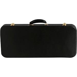 Silver Creek Vintage F-Style Mandolin Case Black/Green
