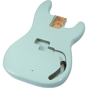 Mighty Mite MM2702 P-Bass Replacement Body Seafoam Green
