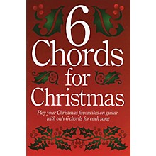 Music Sales 6 Chords for Christmas Music Sales America Series