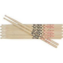 Vic Firth 6-Pair American Classic Hickory Drum Sticks