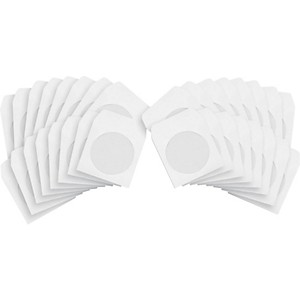 Microboards Paper CD/DVD Sleeves - 1000 Pack