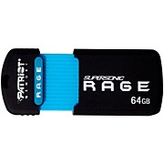 Patriot 64GB Supersonic Rage XT USB 3.0 Flash Drive