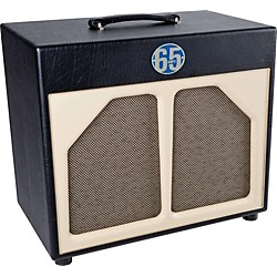 "65amps 1x12 Guitar Speaker Cabinet - Lil' Elvis (1x12"" Blue Line)"