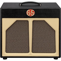 "65amps 1x12 Guitar Speaker Cabinet - Red Line (1x12"" RED LINE)"