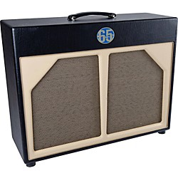 "65amps 2x12 Guitar Speaker Cabinet - High Power Blue Line (2x12""Blue Line High Power)"