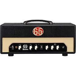 65amps Soho 20W Tube Guitar Amp Head (Soho Head Red Line)