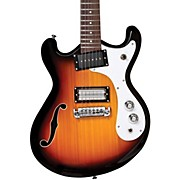 Danelectro '66 Classic Semi-Hollow Electric Guitar