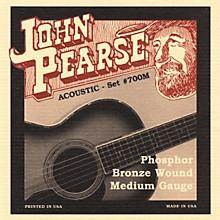 John Pearse 700M Bronze Acoustic Guitar Strings