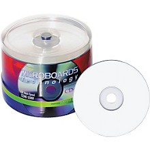 Taiyo Yuden 80 Minute/700MB CDR, 52X, White Inkjet Printable, 100 Disk Spindle