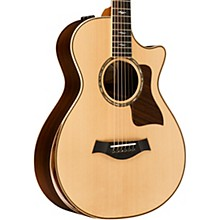 Taylor 800 Deluxe Series 812ce DLX 12-Fret Brazilian Grand Concert Acoustic-Electric Guitar