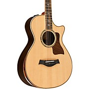 Taylor 800 Deluxe Series 812ce DLX 12-Fret Grand Concert Acoustic-Electric Guitar