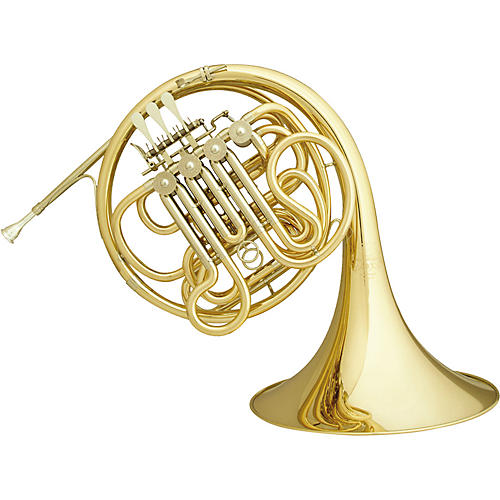 Hans Hoyer 802 Geyer Series Double Horn 802-L Lacquer - Fixed Bell
