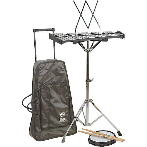 CBI 8676 Percussion Kit with Rolling Bag-thumbnail