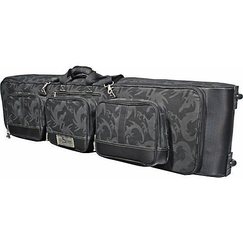 GigSkinz 88-Key Keyboard Bag with Wheels