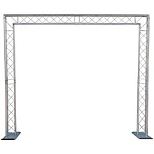 GLOBAL TRUSS 8'x8' Mobile Goal Post Truss System