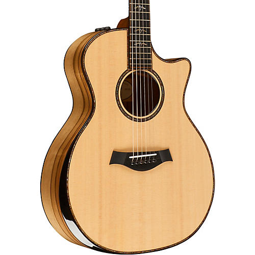 Taylor 900 Series Limited Edition 914ce LTD Grand Auditorium Acoustic-Electric Guitar-thumbnail