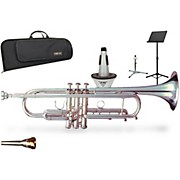 Getzen 900S Eterna Series Bb Trumpet Gift Kit