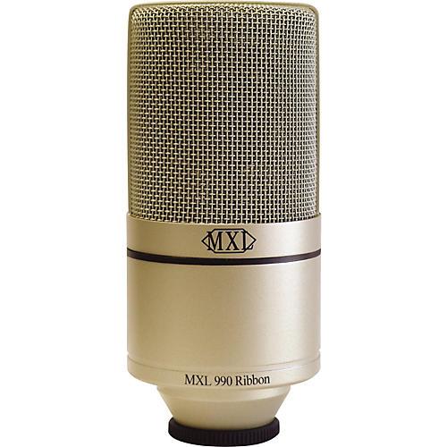 MXL 990 Ribbon Microphone-thumbnail