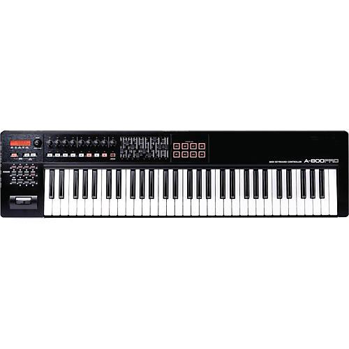Roland A-800PRO 61-Key MIDI Keyboard Controller-thumbnail