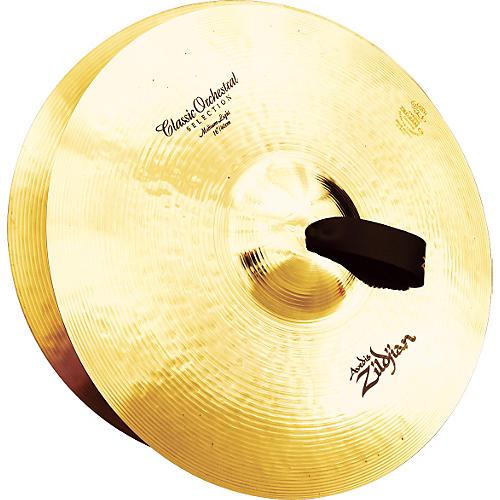 Zildjian A Classic Orchestral Medium Light Crash Cymbal Pair