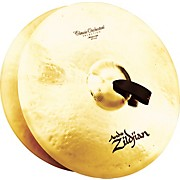 Zildjian A Classic Orchestral Medium Light Crash Cymbal Pair