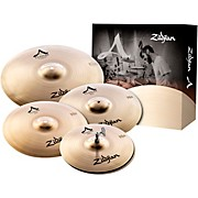 "Zildjian A Custom Cymbal Pack with Free 18"" A Custom Crash"