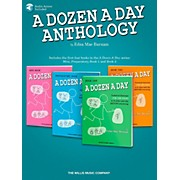 Hal Leonard A Dozen A Day Anthology