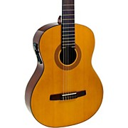 Hohner A+ Full Size Nylon String Acoustic-Electric Guitar