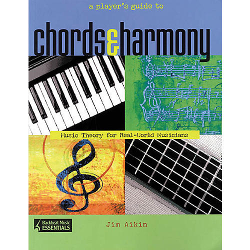 Backbeat Books A Player's Guide to Chords and Harmony Book-thumbnail