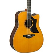 Yamaha A-Series A5R Cutaway Dreadnought Acoustic-Electric Guitar