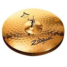 Zildjian A Series Heavy Hi-Hat Cymbal Pair Brilliant