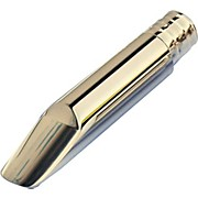 Warburton A Series Metal Tenor Saxophone Mouthpiece, Silver-Plated