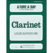 Music Sales A Tune A Day Clarinet Book 1