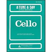 Music Sales A Tune A Day for Cello Book 1