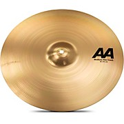 Sabian AA Medium Thin Crash Cymbal Brilliant