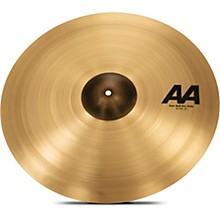Sabian AA Raw Bell Dry Ride Cymbal