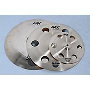 Sabian AAX Crash Cymbal Pack