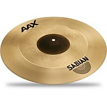 Sabian AAX Freq Crash Cymbal