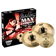 Sabian AAX Max Splash Cymbal Set