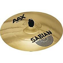 Sabian AAX Metal Crash Cymbal Brilliant