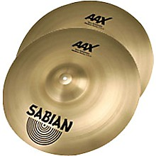 Sabian AAX New Symphonic Medium Heavy Cymbal Pair