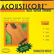 Thomastik AB344 Acousticore Phosphor Bronze 4-String Bass Strings