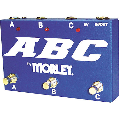 Morley ABC Selector Combiner Switch-thumbnail