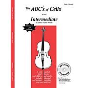 Carl Fischer ABC's of Cello - Intermediate (Book + CD)
