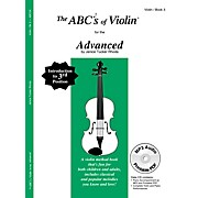 Carl Fischer ABCs of Violin - Advanced (Book + CD)